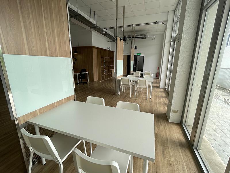 3F共享空間-互動討論區