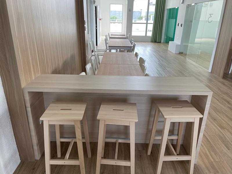 3F共享空間-用餐區